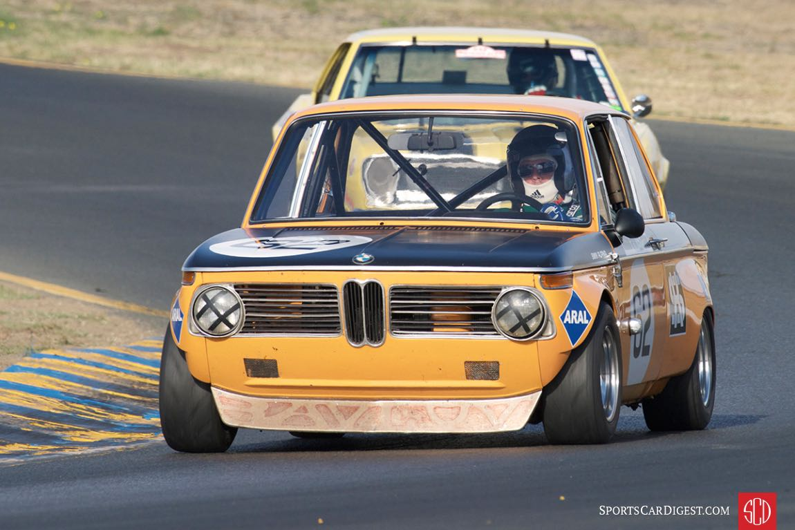 Alpina Bmw 2002 Sports Car Digest The Sports Racing And Vintage Car Journal