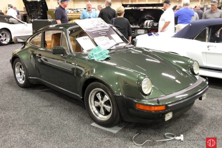 1979 Porsche 911 Carrera Turbo Coupe