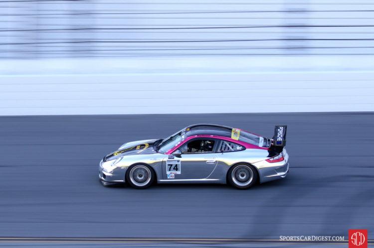 Paul/John Reisman, 09 Porsche 997 Cup