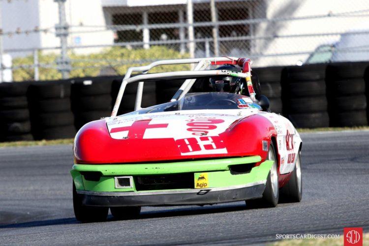 Craig Conway, 69 Alfa Romeo Spider