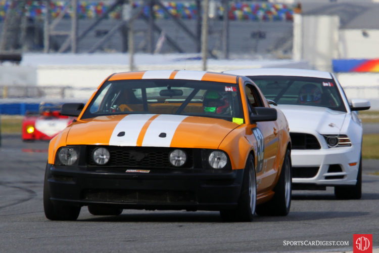 Bobby Kennedy, 07 Ford Mustang GT