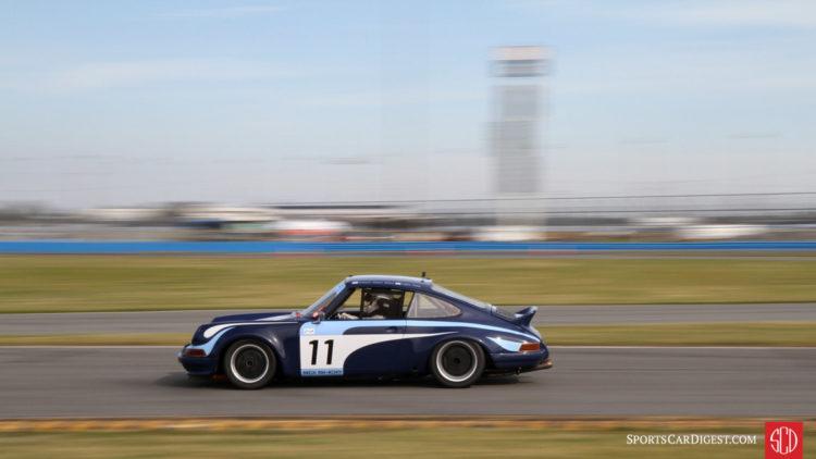 Richard Stuart Milne, 73 Porsche RSR