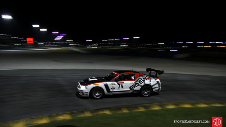 Eric Cote, 12 Ford Boss 302R
