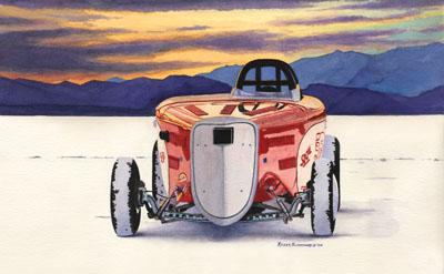 Bonneville Roadster