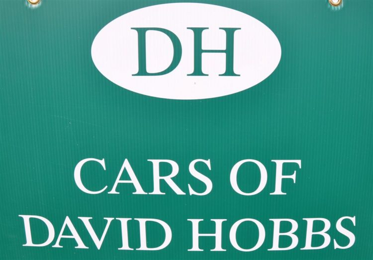 Cars of David Hobbs Class at the 2009 Amelia Island Concours d'Elegance