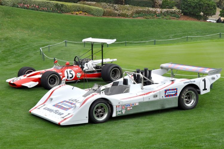 1972 Lola T310 and 1969 Surtees TS-5