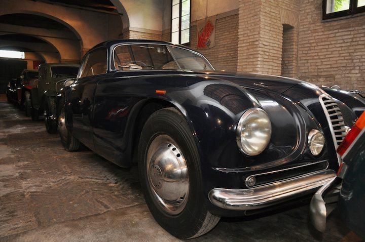 Alfa Romeo 6C 2500 Villa d'Este