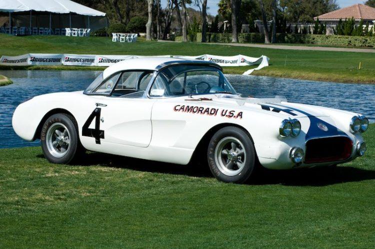 Chevrolet Camoradi Le Mans Corvette - Priscilla and Loren Lundberg