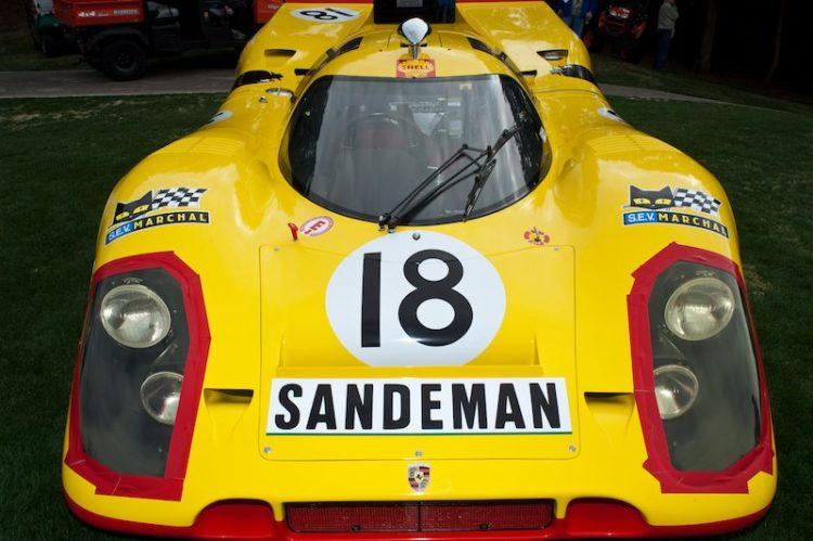 1969 Porsche 917K - Christian and Sonia Zugel
