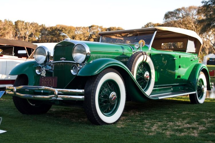 1931 Lincoln Model K: Steven and Susan Babinsky