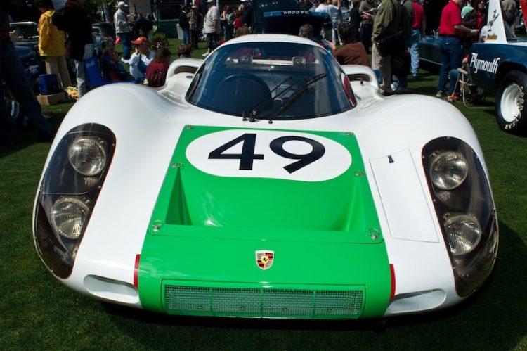 1968 Porsche 907: Joe Buzzetta
