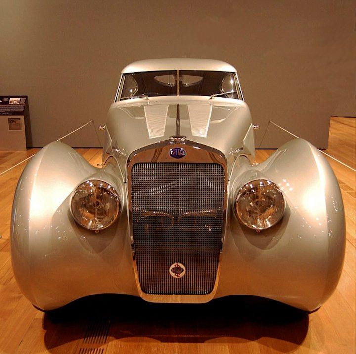 1937 Delage D8-120S Surbaisse