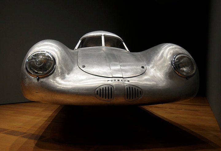 1938/39 Porsche Type 64 Coupe replica