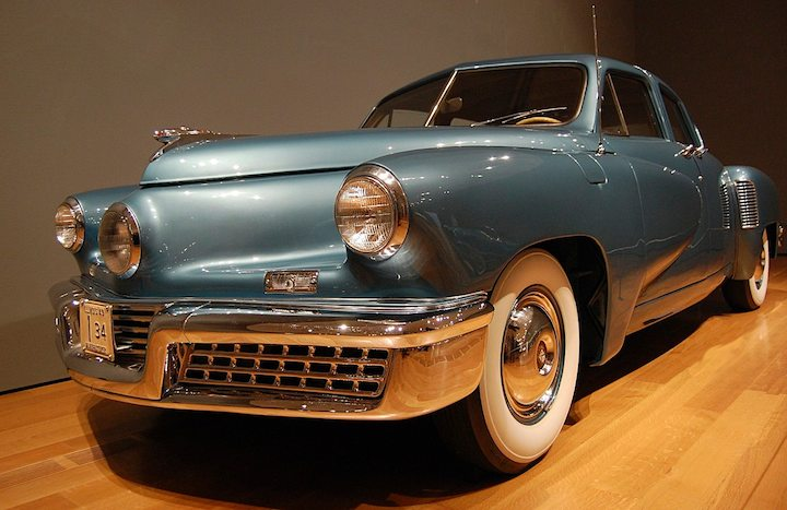 1948 Tucker Model 48 Torpedo