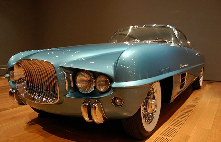 1954 Dodge Firearrow III Concept Coupe