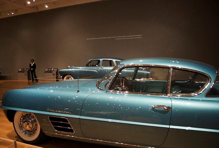 1954 Dodge Firearrow III Concept Coupe