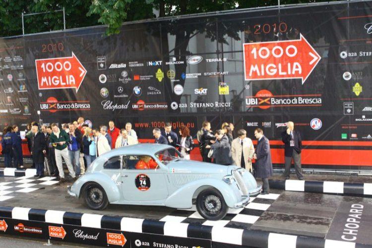 1938 Alfa Romeo 6C 2300 Mille Miglia