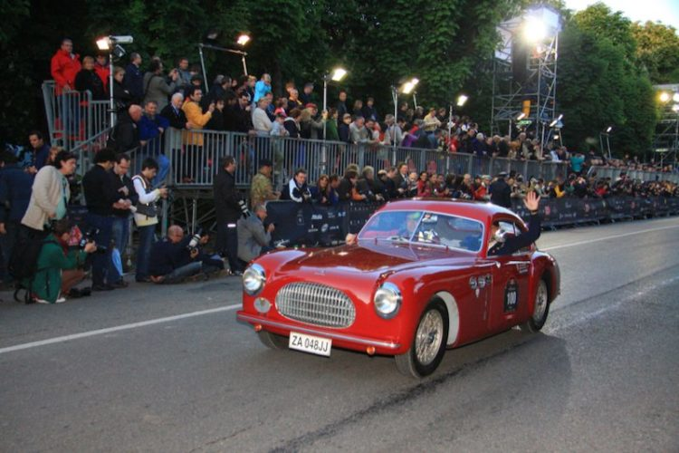 1947 Cisitalia 202 Coupé Gran Sport