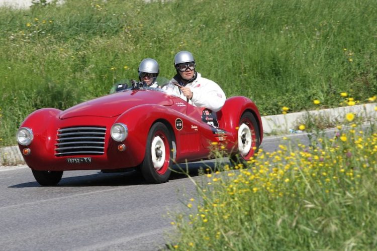 1948 Fiat Zanussi 750 - Marc and Mirella Rooker