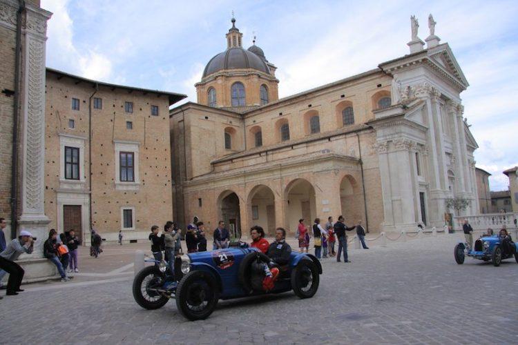 1927 Bugatti Type 37 - Bruno and Carlo Ferrari