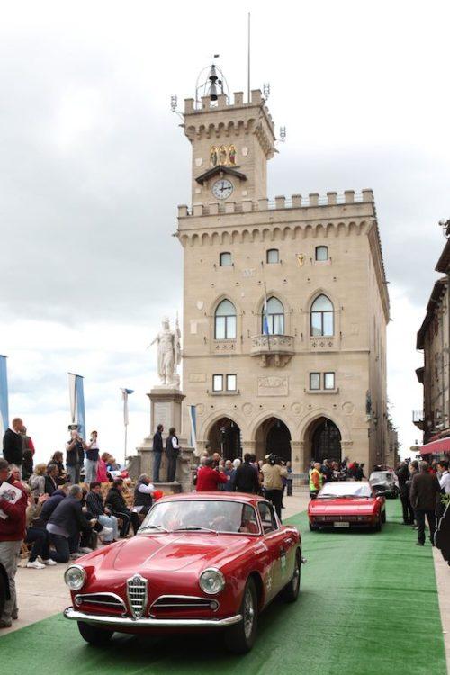 1955 Alfa Romeo 1900 C Super Sprint