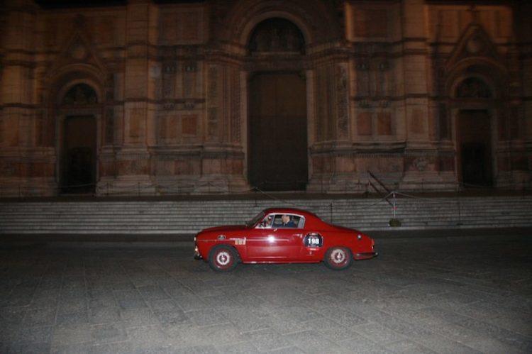 1954 Fiat Pininfarina 1100 TV GT