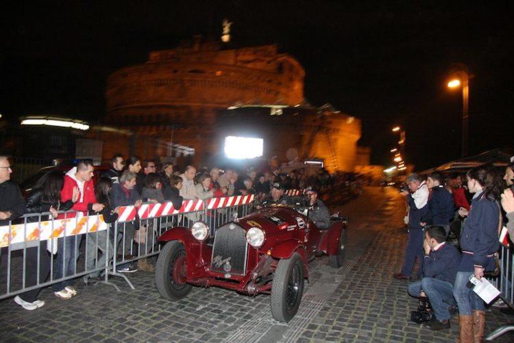 2nd overall was the 1933 Alfa Romeo 6C 1500 Gran Sport of Luciano Viaro and Mark Gessler