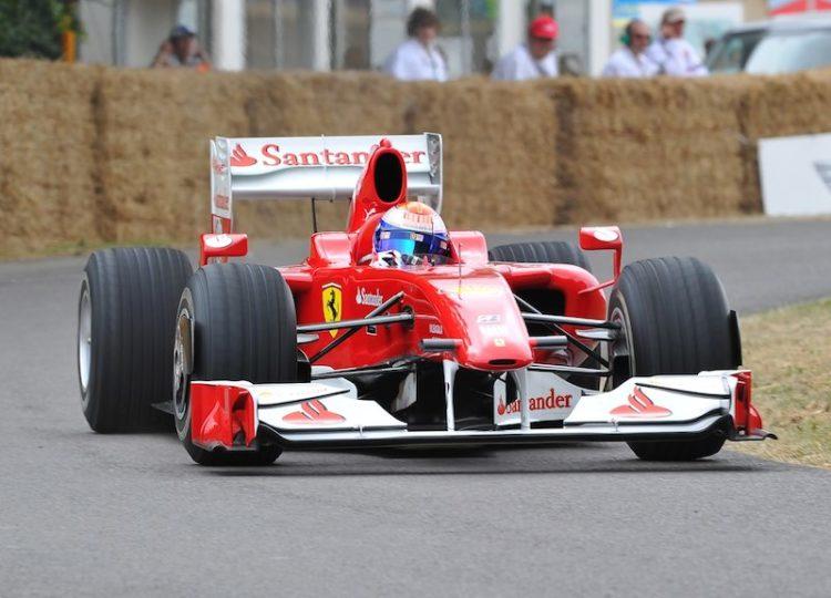 Ferrari F60 Formula One