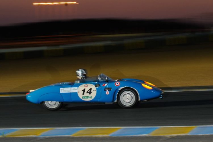 1957 DB HBR Barquette