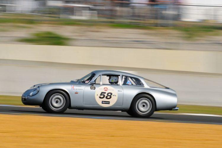 1962 Alfa Romeo Giulietta SZT