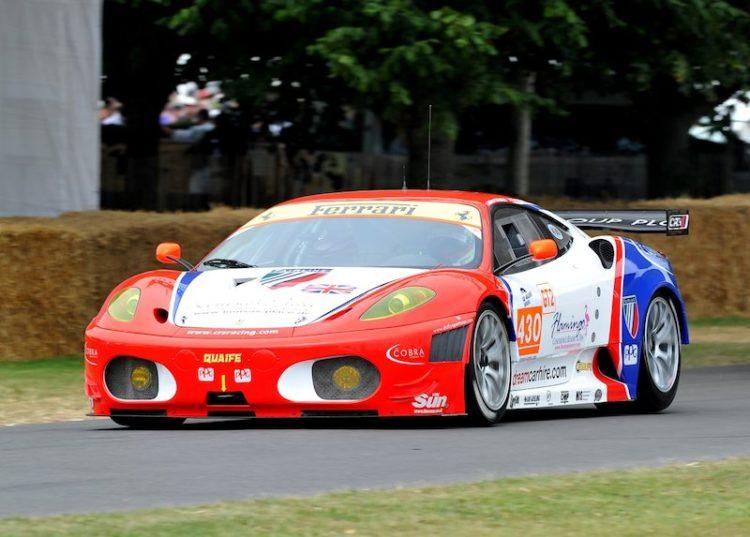 Ferrari F430 Competizione