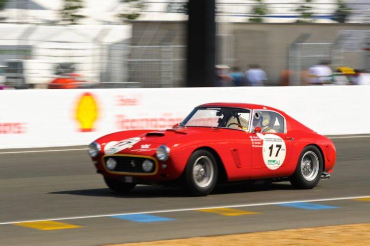 1960 Ferrari 250GT Berlinetta