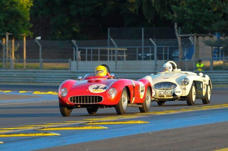 1956 Ferrari 625 Testarossa