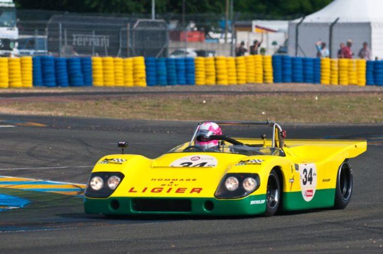 1970 Ligier JS 3