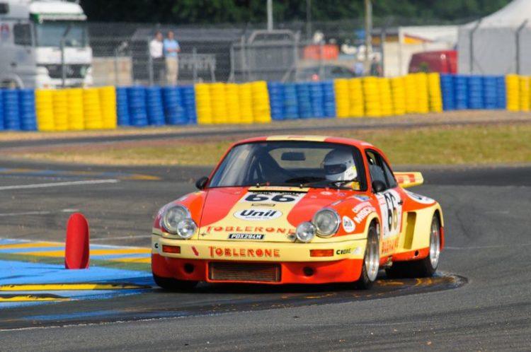 1974 Porsche 911 RSR 3.0L