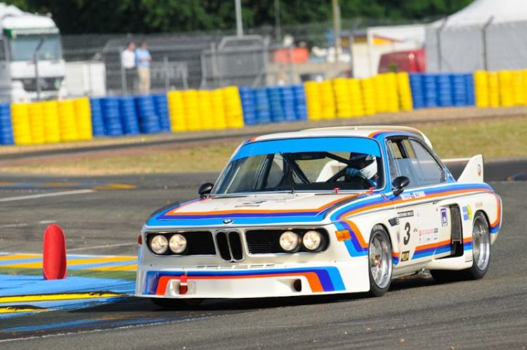 1973 BMW 3.0L CSL