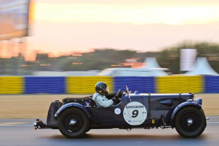 1935 Aston Martin Mk II Ulster