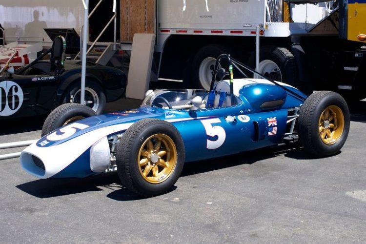 1961 Scarab Formula Libre.