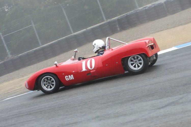 1963 Bobsy SR2 driven by Walt Sikes.