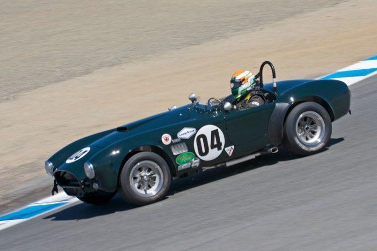 1963 Cobra 289 driven by John McKenna.