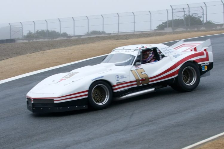 John Goodman's big and fast 1976 Chevrolet Garcia-Corvette.