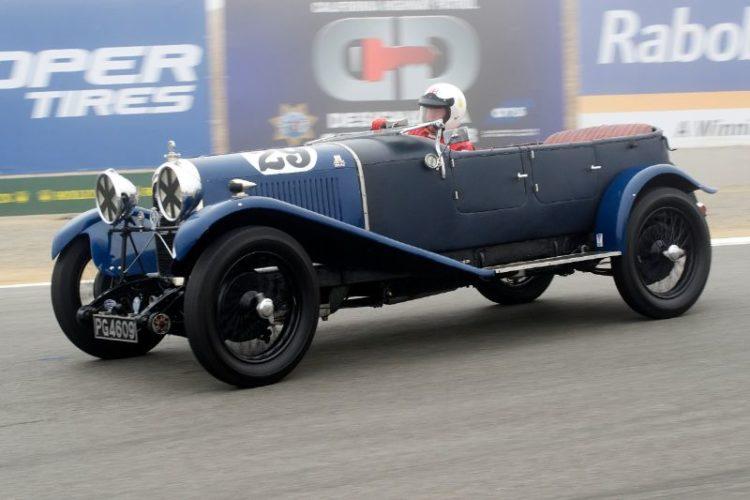 1929 Lagonda 2 Liter of Graham Wallis