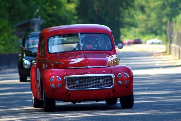 1958 Volvo PV 444