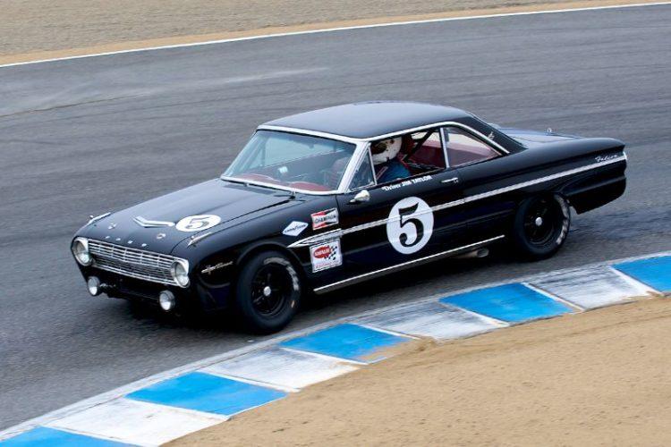 Michael Eisenberg's 1963 Ford Falcon Sprint.