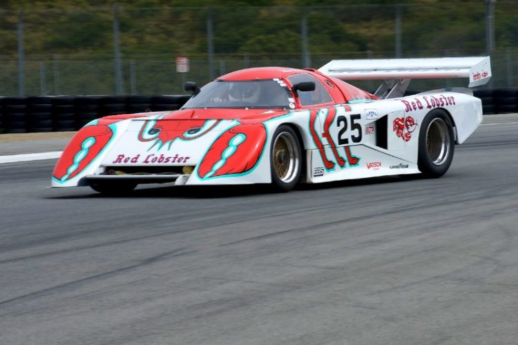 1983 March 83G driven by David Andrews.