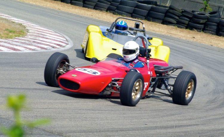 Formula Ford and Swift DB2