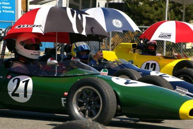 1968 Lotus 51B  hot pit