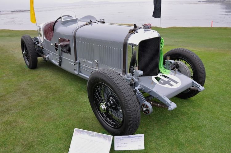 "1929 Bentley Speed Six ""Old Number 1"" Gurney Nutting Two Seater"