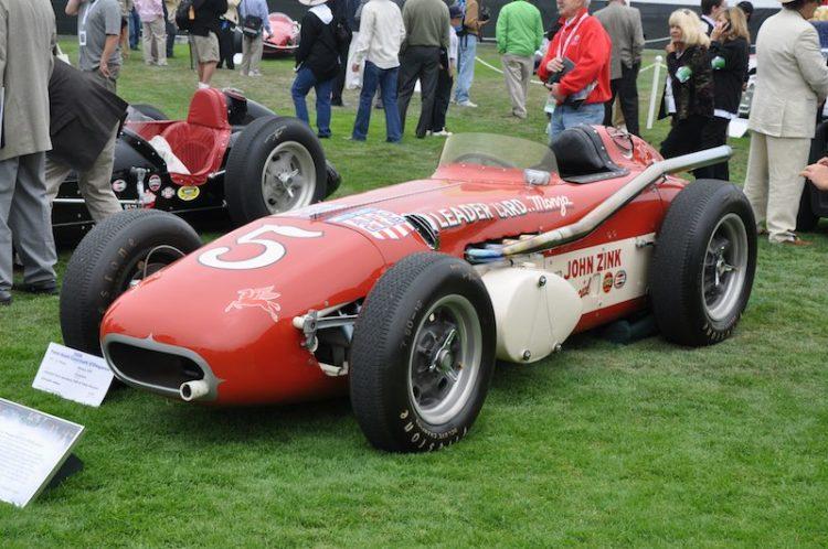 1957 A.J. Watson Monza 500 Roadster