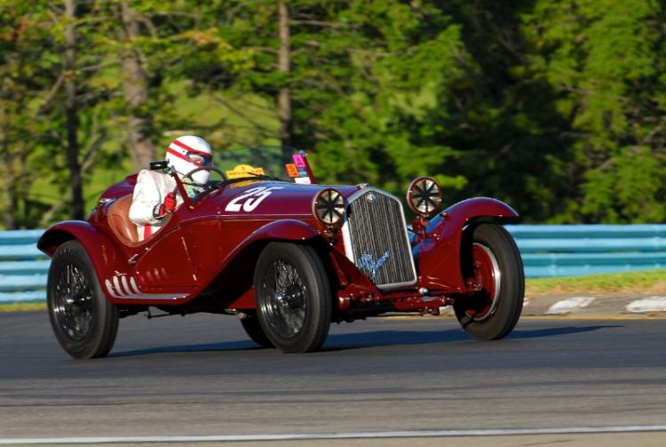 1932 Alfa Romeo 8C 2300 - Erickson Shirley.